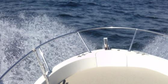starke Doppelmotore mit 2x 250Ps bei Ostseewassersport-Poseidon